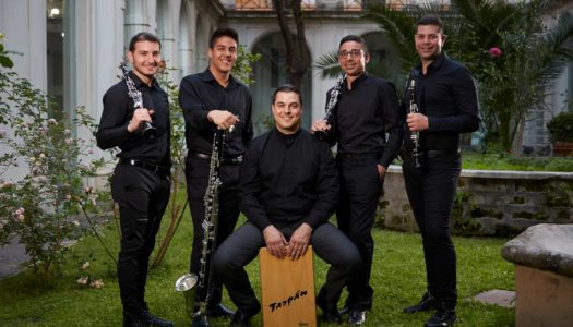 16 AGOSTO /  QUARTETTO DI CLARINETTI MADE IN SUD